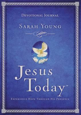 Jesus Today Devotional Journal: Experience Hope Through His Presence - Jesus Calling (R) (Hardback)