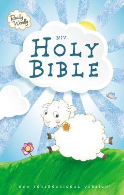 Really Woolly Bible: New International Version (Hardback)
