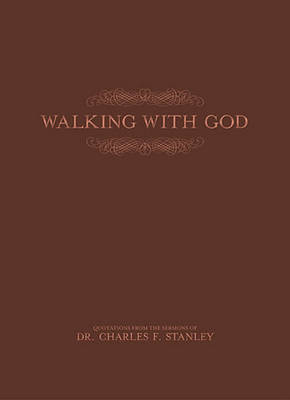 Walking with God (Leather / fine binding)