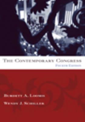The Contemporary Congress (Paperback)