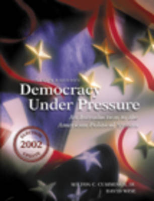 Democracy Under Pressure 2002: Election Update (Hardback)