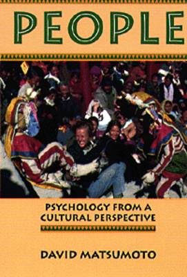 People: Psychology from a Cultural Perspective (Paperback)
