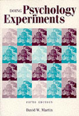 Doing Psychology Experiments (Paperback)