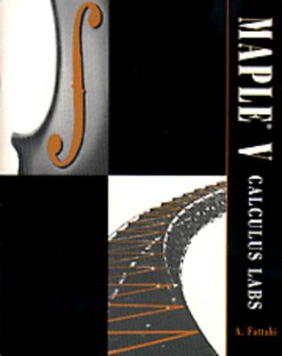 Maple V Calculus Labs (Paperback)