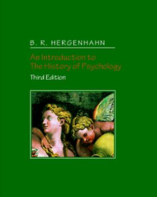 An Introduction to the History of Psychology (Hardback)
