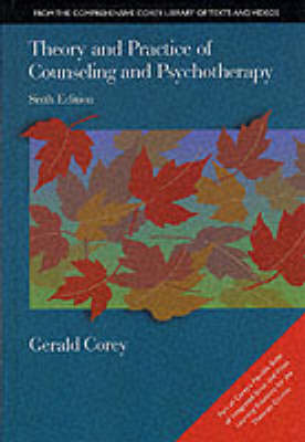 Theory and Practice of Counseling and Psychotherapy (Hardback)