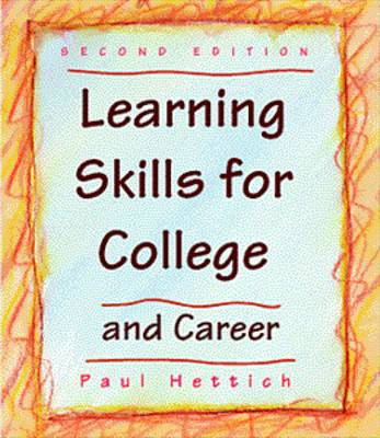 Learning Skills for College and Career (Paperback)