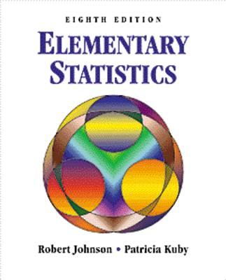 Elementary Statistics (Hardback)