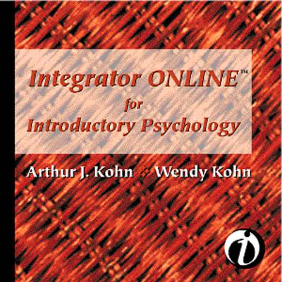 Integrator Online for Introductory Psychology (CD-ROM)