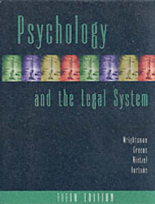 Psychology and the Legal System (Hardback)