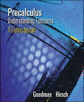 Precalculus: Understanding Functions with Graphing Technology (Hardback)