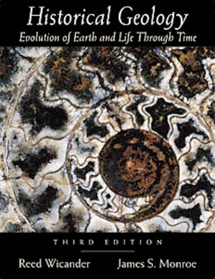 Historical Geology: Evolution of the Earth and Life Through Time - Brooks/Cole Earth Science & Astronomy S. (Paperback)
