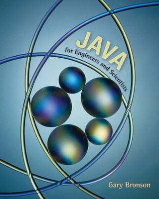 Java for Engineers and Scientists (Paperback)