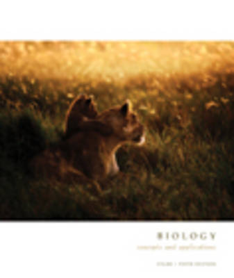 Biology: Concepts and Applications (Hardback)