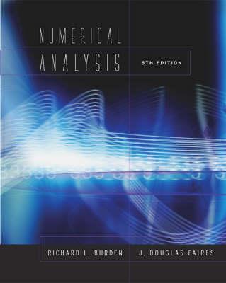 Numerical Analysis 8e (Hardback)