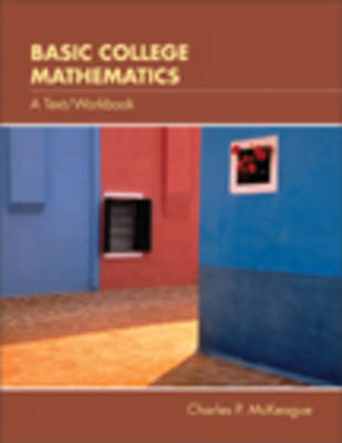 Basic College Mathematics: Text Workbook