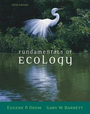 Fundamentals of Ecology (Hardback)