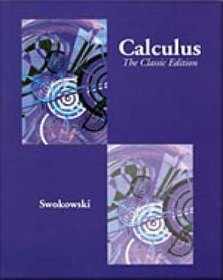 Cengage Advantage Books: Calculus: The Classic Edition (Hardback)