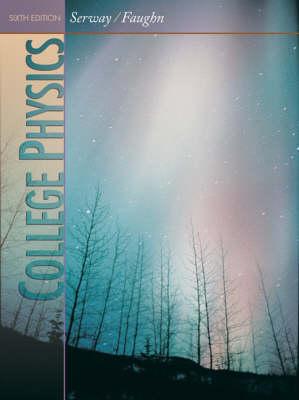College Physics 6e W/Physics Now (Book)