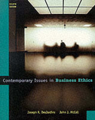 Contemporary Issues in Business Ethics (Paperback)