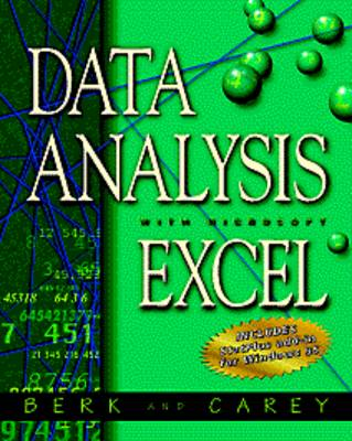 Data Analysis with Microsoft Excel: Windows 95 Version - Business Statistics Series
