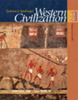 Western Civilization: To 1500 (Chapters 1-12) v.A: A Brief History (Paperback)