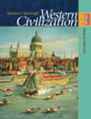 Western Civilization: 1300-1815 (Chapters 11-19) v.B: A Brief History (Paperback)