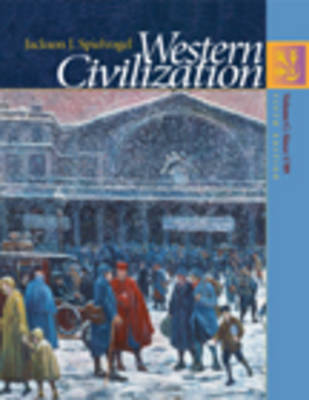 Western Civilization: Since 1789 (Chapters 19-29) v.C: A Brief History (Paperback)