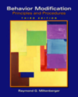 Behavior Modification: Principles and Procedures (Paperback)