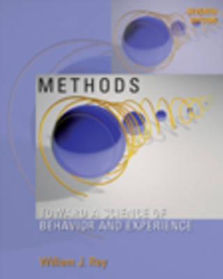Methods Toward a Science of Behavior and Experience (Hardback)