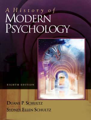 A History of Modern Psychology (Paperback)