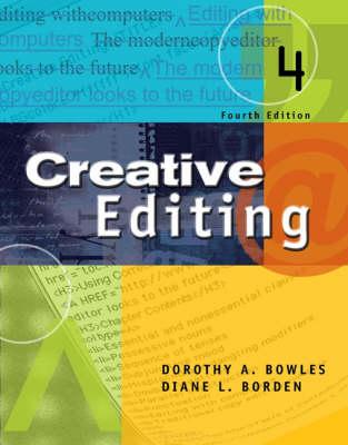 Creative Editing (Paperback)