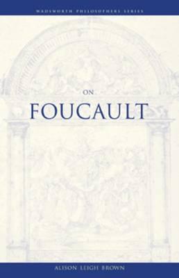On Foucault (Paperback)