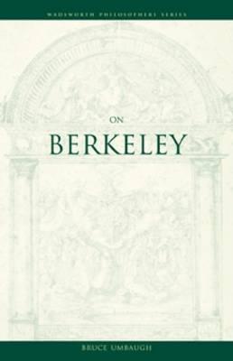 On Berkeley - Wadsworth Philosophers Series (Paperback)