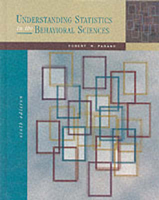 Understanding Statistics in the Behavioral Sciences (Hardback)