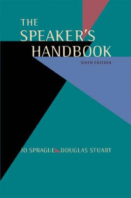 Speakers Handbook 6e (Paperback)
