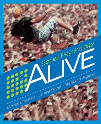 Social Psychology Alive (Hardback)