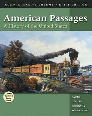 Amer Passages, Brief (Hardback)