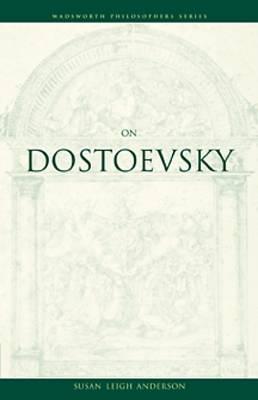 On Dostoevsky (Paperback)