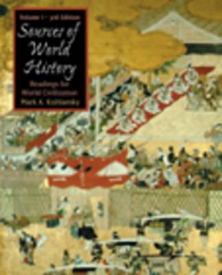 Sources in World History: v. I (Paperback)