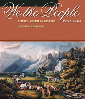 We, the People Brief Amer Hist (Paperback)