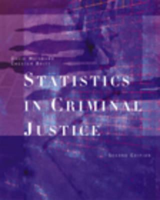 Statistics in Criminal Justice (Hardback)