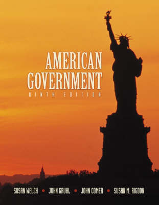 American Gov 9e (Hardback)
