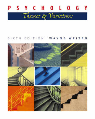 Psychology: Themes and Variations (Hardback)