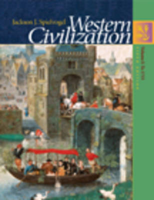 Western Civilization: To 1715 (Chapters 1-16) v.1: A Brief History (Paperback)