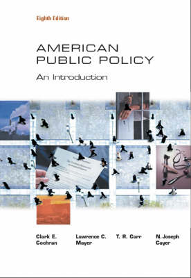 American Public Policy (Paperback)