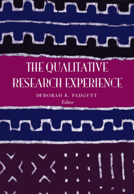 The Qualitative Research Experience (Paperback)