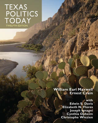 Texas Politics Today (Paperback)