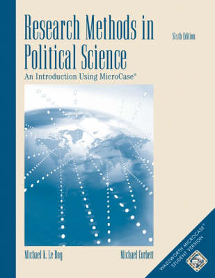 Rsrch Meth Poli Science 6e (Book)