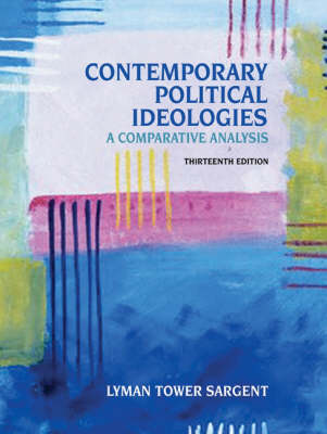 Contemp Pol Ideologies (Book)
